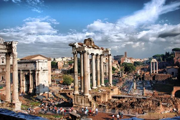 «Италия давно уже изменилась. Но Рим это Рим» Роберт Де Ниро