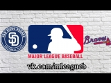 San Diego Padres vs Atlanta Braves 16.06.2018 NL MLB 2018 (34)