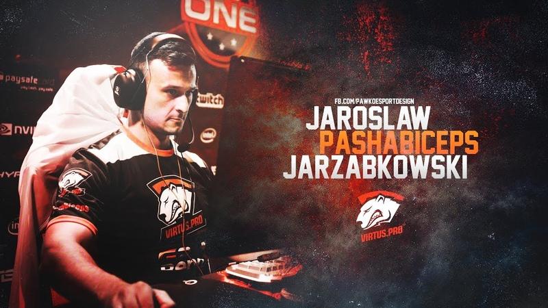 Best of Jarosław pashaBiceps Jarząbkowski - A CSGO Fragmovie