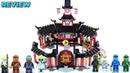 LEGO Ninjago Legacy 70670 Monastery of Spinjitzu Review