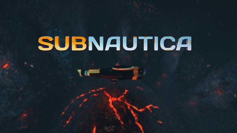 🔴Стрим по Subnautica Прохождение на стриме)Собираем ресурсы и плывём в лавовый биоме 5