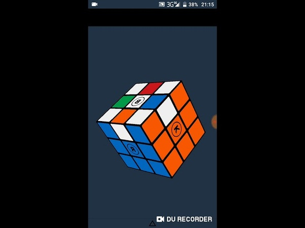 Перестановка ребер в Кубике Рубика тройками с переворотом