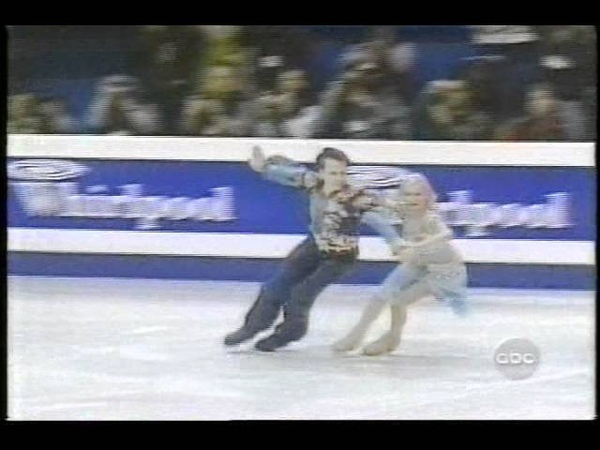 Grishuk Platov RUS 1997 World Figure Skating Championships Free Dance