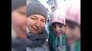 В Зимнем парке Алые Паруса. Каток и горки.