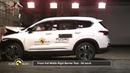 Euro NCAP Crash Test of Hyundai Santa Fe