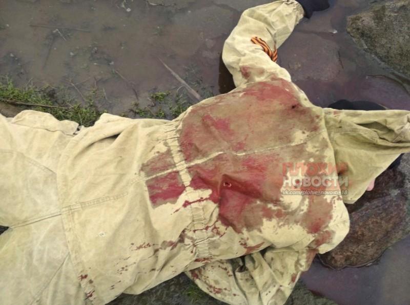 В Енакиево произошло жестокое убийство