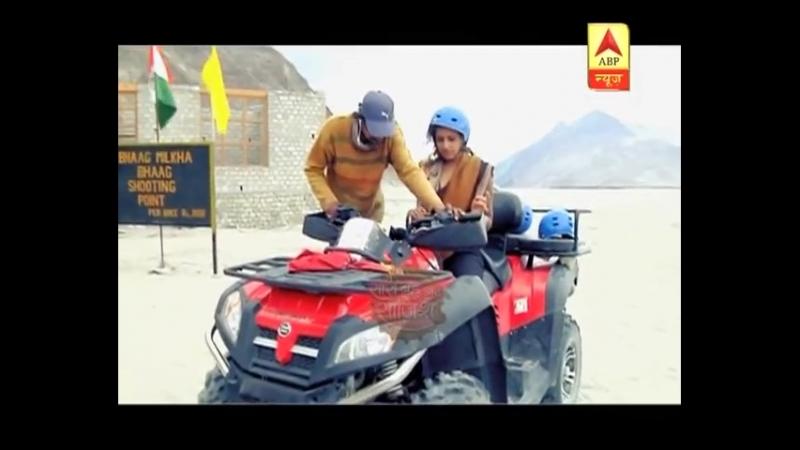 SBS Originals Additi Gupta reaches Ladakh to find Rencho with SBS team