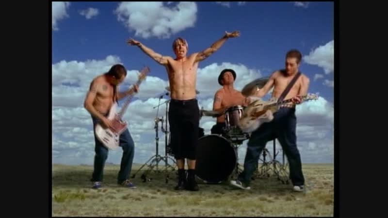RED HOT CHILI PEPPERS_Californication (1999)