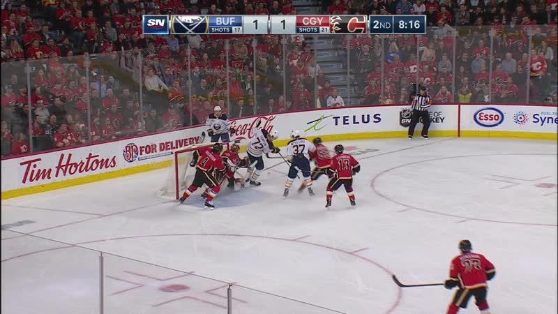 NHL 2018-2019 RS 16.01.2019 Buffalo Sabres - Calgary Flames