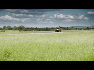 Agriland_ 'modified' jcb fastrac sets a new (british) tractor speed record