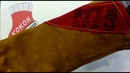Краги сварщика пятипалые Сибирь 35 см усиленные KEVLAR пер1474