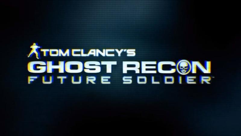 Вступительный ролик Tom Clancy's Ghost Recon: Future Soldier