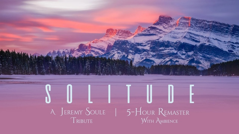 Jeremy Soule Tribute (Skyrim) — Solitude [Remastered Extension - 5 Hrs. Wind]