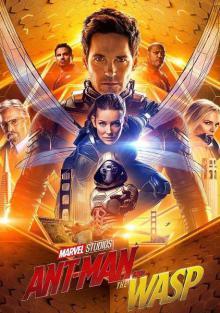 Человек-муравей и Оса (Ant-Man and the Wasp) 2018  смотреть онлайн
