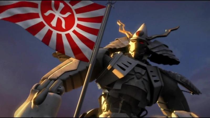CC Red Alert 3 (PS3) Кампания за Империю ролик 11