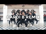 Cardi B Remix - Bartier Cardi, Bodak Yellow, MotorSport, No LimitPlain Jane (Dance Video)