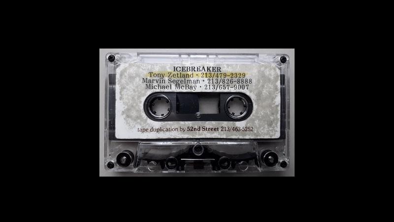 ICEBREAKER - Living On Rock Time (aorheart) unreleased song !