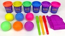 Making 3 Ice Cream out of Play Doh and Learn Numbers   Surprise Toys Yowie Kinder Surprise Eggs