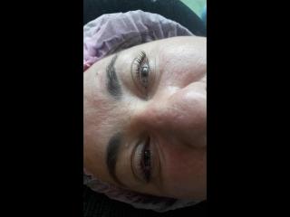ламинирование lash botox