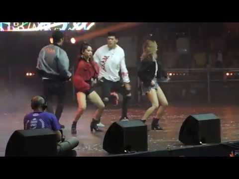 KARD (카드) - You In Me Live at FEEL KOREA 2018 Moscow 8\6\2018