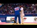Бронзовый финал Чемпионата мира по дзюдо 2018 в категории до 100 кг Рамадан Дарвиш Египет Нияз Ильясов Россия