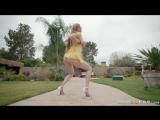 Brazzers com Porno TV Soak My Sundress Lauren Phillips &amp Ricky Johnson (анальный секс, большой член)