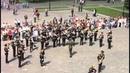 Александровский сад, плац-концерт оркестра МВМУ, 2008 г.