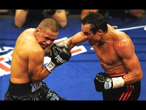 Juan Manuel Marquez vs Juan Diaz II - Highlights (Marquez SCHOOLED Diaz)