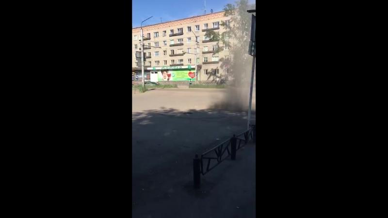 Рубцовск привокзальная площадь