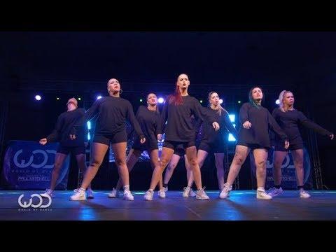 ROYAL FAMILY   Performance on ( World Of Dance) @Rihanna