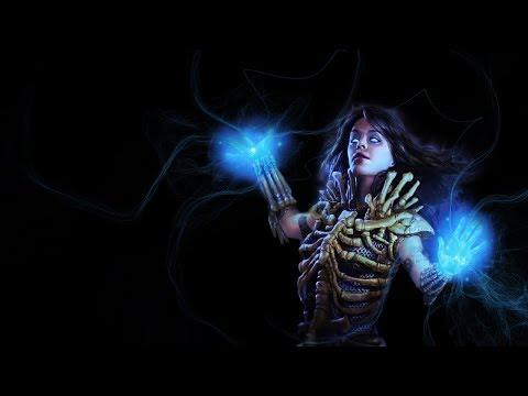 Возвращение ведьмы SRS, Path of Exile, Кто скажет что я толстая умрет в страшных муках, обещаю ....