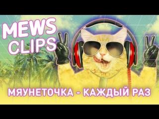 Mews clips | мяунеточка - каждый раз