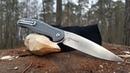 Строгание ножом INTRIGUE F45 14 Steel Will