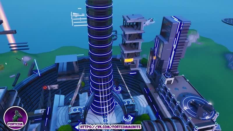 Концепт новой локации   Fortnite Community