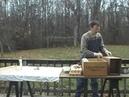 Сборка рамок и улья Лангстрота assembling the langstroth beehive