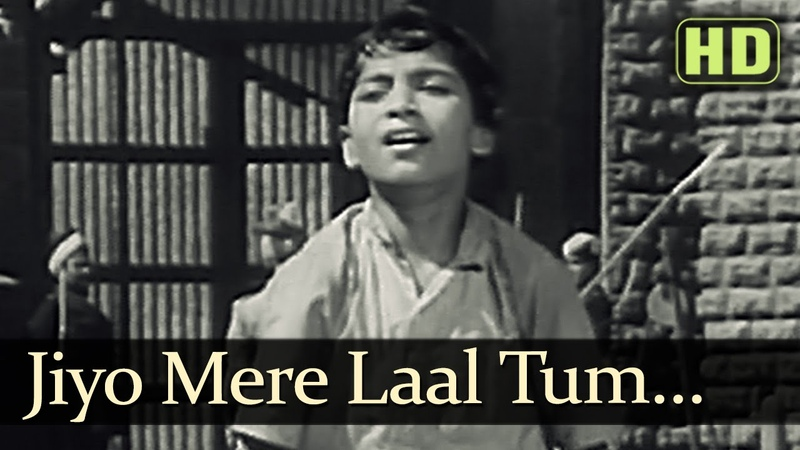 Jiyo Mere Laal Mere Tum Lakhon Baras - Ab Dilli Door Nahin - New Born Baby Songs