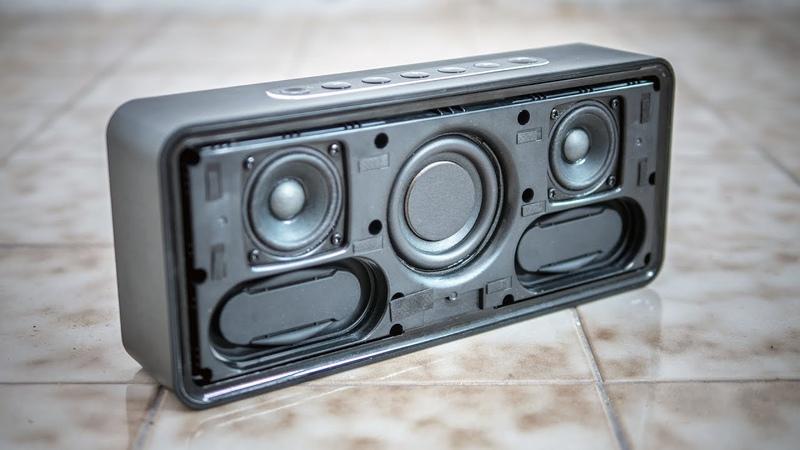 DOSS Soundbox XL - SEXY SPEAKER DANCE BASSTEST