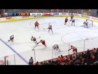 NHL 18/19, PS, New York Islanders - Philadelphia Flyers [17.09.2018, NBC-PH]