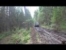 OffroadSPB Как найти болото в 30 TLC80, Wrangler, Volvo c303 - все на одинаковых мостах