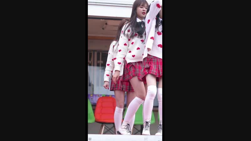 190202 플레이버 FANATICS FLAVOR CHIAYI MILKSHAKE @ 송산포도휴게소 KFM경기방송 4K 직캠 by pharkil