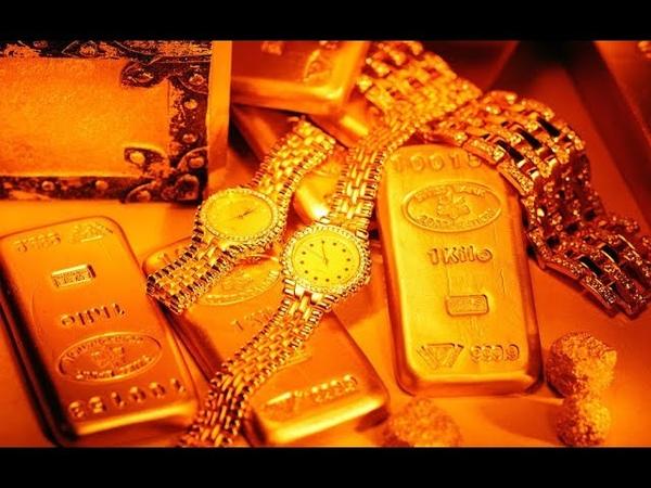 Куда вывозят золото с земли БИБЛИЯ ДАЛА ОТВЕТ