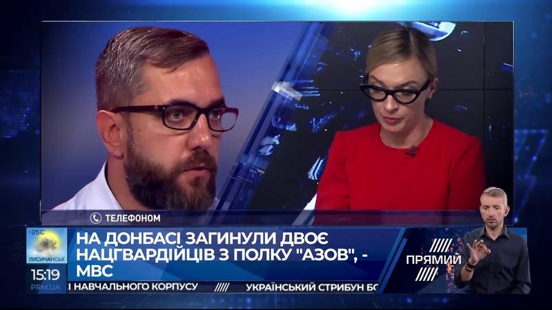 Політики, які віддають накази про припинення вогню, не знають, що таке війна Петров