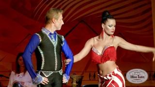Olesya Pisarenko & Vasilii Ivanov - Opening - Welcome Party, «Ethno Dance-2018»