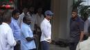 Aamir Khan Kiran Rao Pay Last Respects To Krishna Raj Kapoor