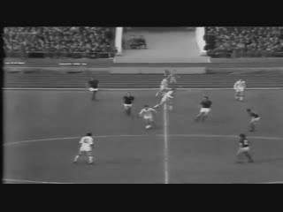 Отборочный матч чемпионата Европы 1972. СССР - Югославия (2-й тайм)