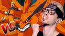 Наруто VS Девятихвостый Обзор игры Naruto Online