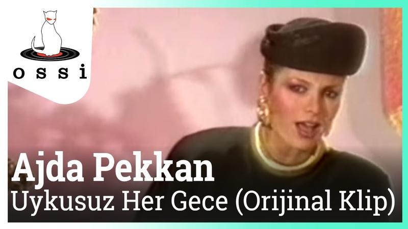Ajda Pekkan - Uykusuz Her Gece (Turkey 1986)