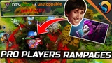 Dota 2 Pro Players Rampages #21
