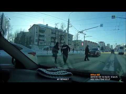 Подборка ДТП за январь 2019 года Часть 8 Traffic accidents Accidents de circulation