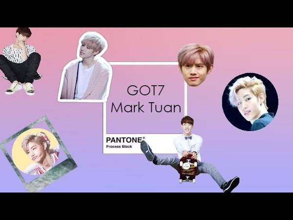 Bias Appreciation - GOT7 - Mark Tuan